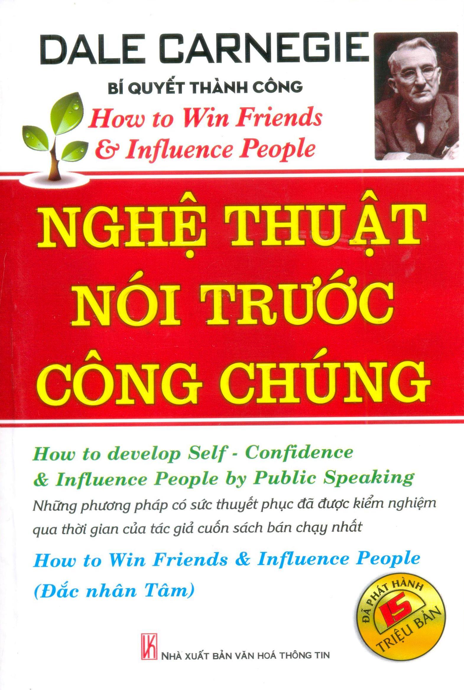 Nghệ Thuật Nói Trước Công Chúng - Tái bản 12/2013