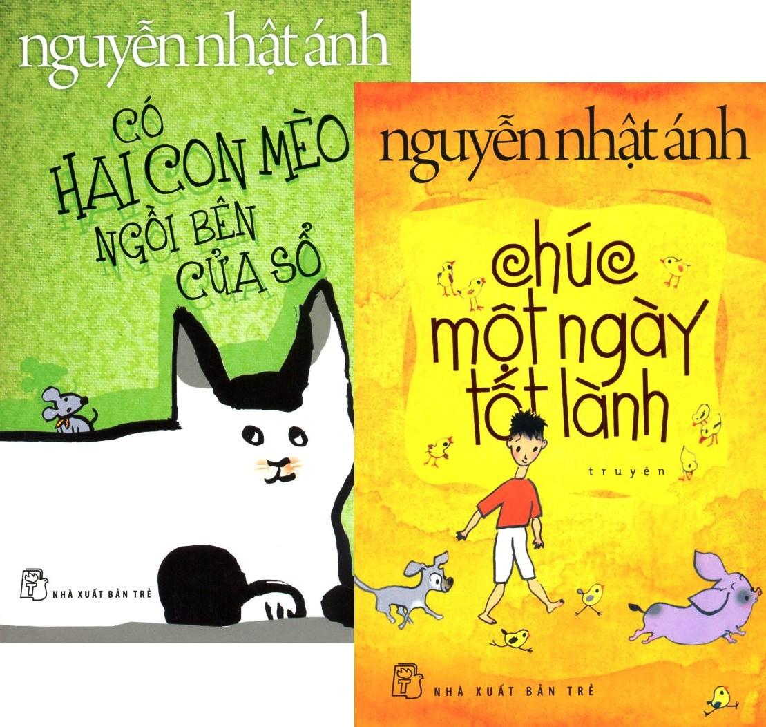 Combo Truyện Đồng Thoại Nguyễn Nhật Ánh (Bộ 2 Cuốn)