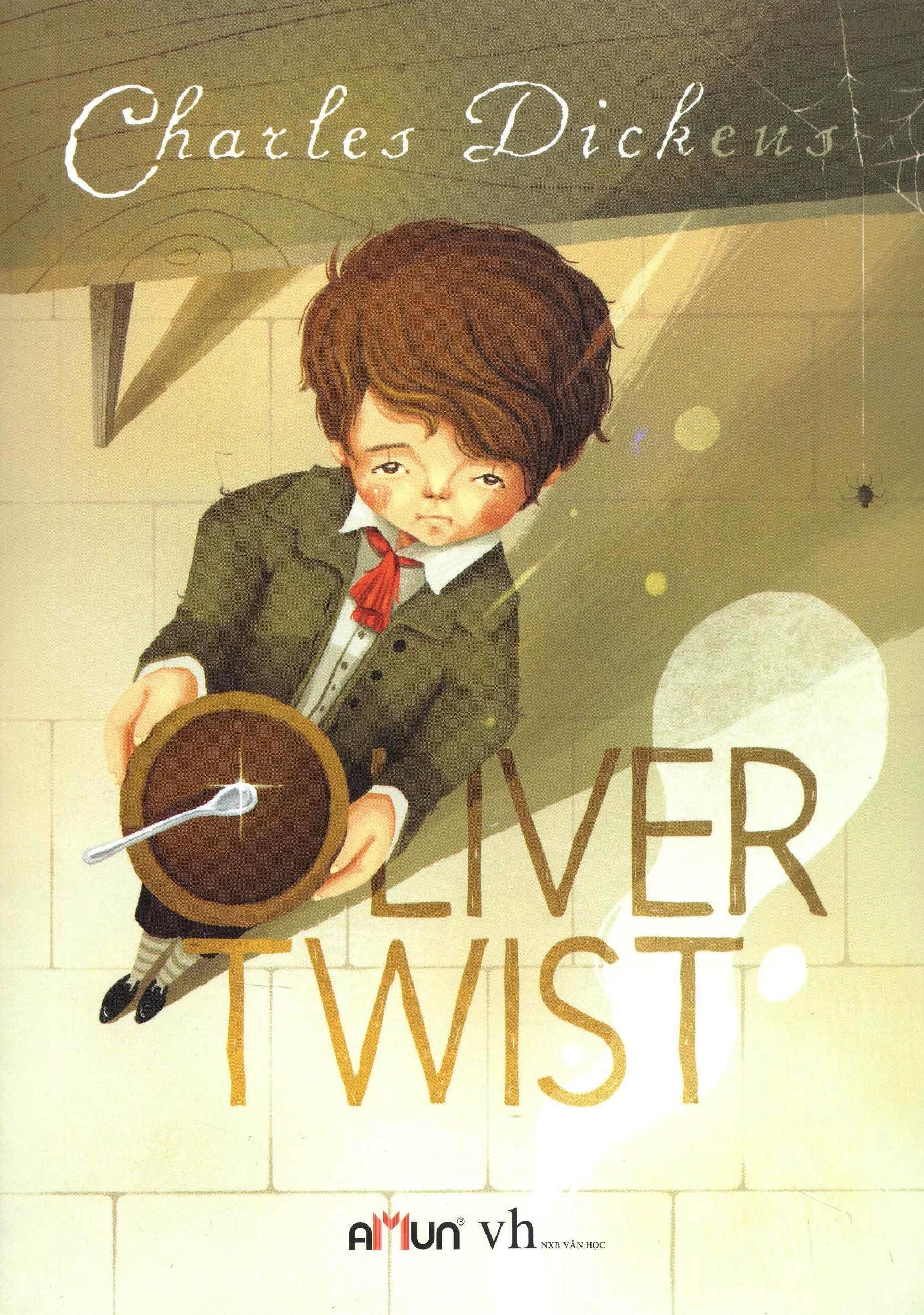 Oliver Twist - Tái bản 13/03/2015