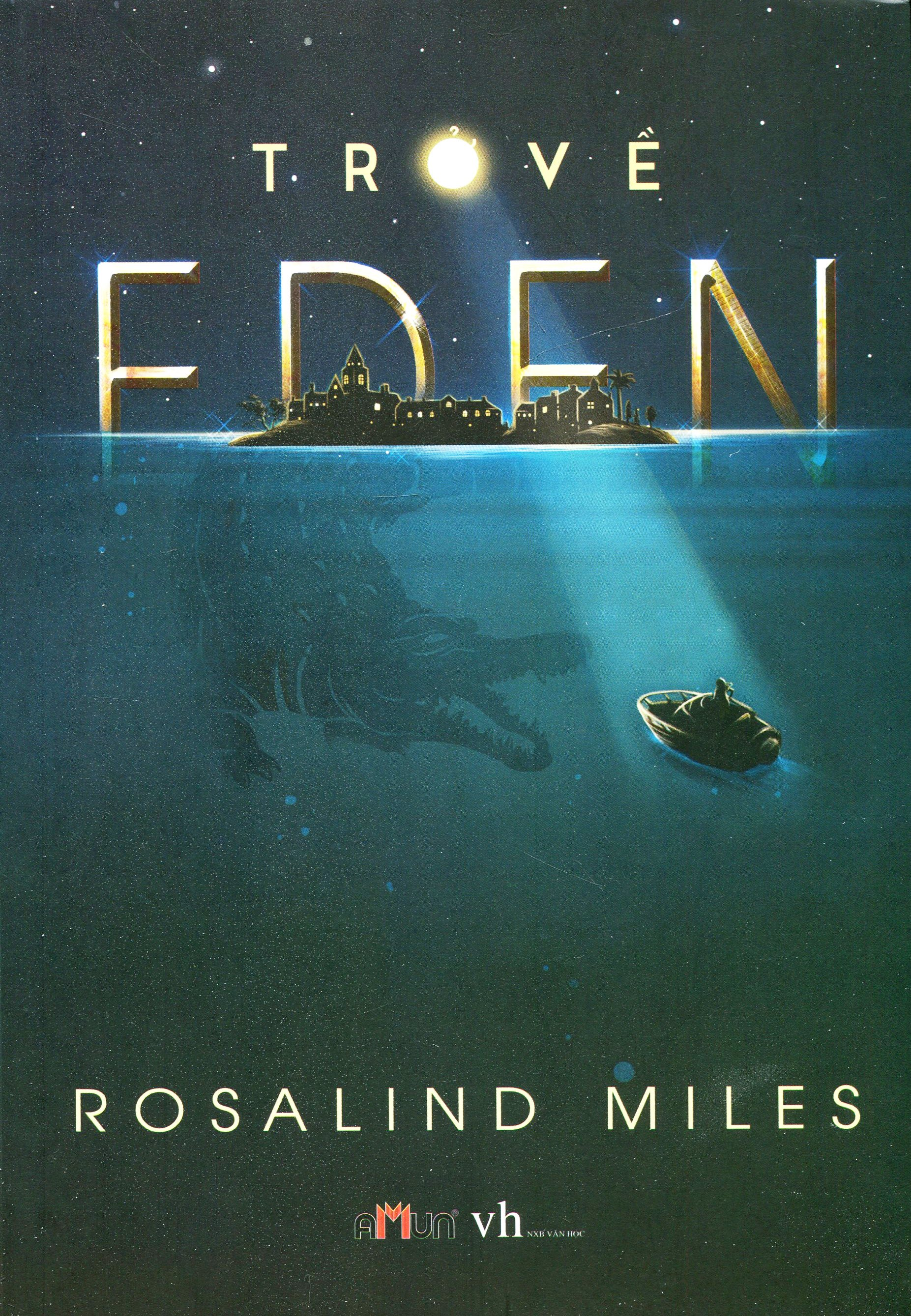 Trở Về Eden - Tái bản