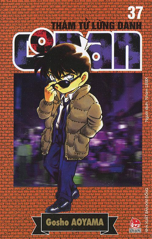 Thám Tử Lừng Danh Conan - Tập 37 (Tái Bản 2015)
