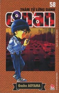 Thám Tử Lừng Danh Conan - Tập 58 (Tái Bản 2015)
