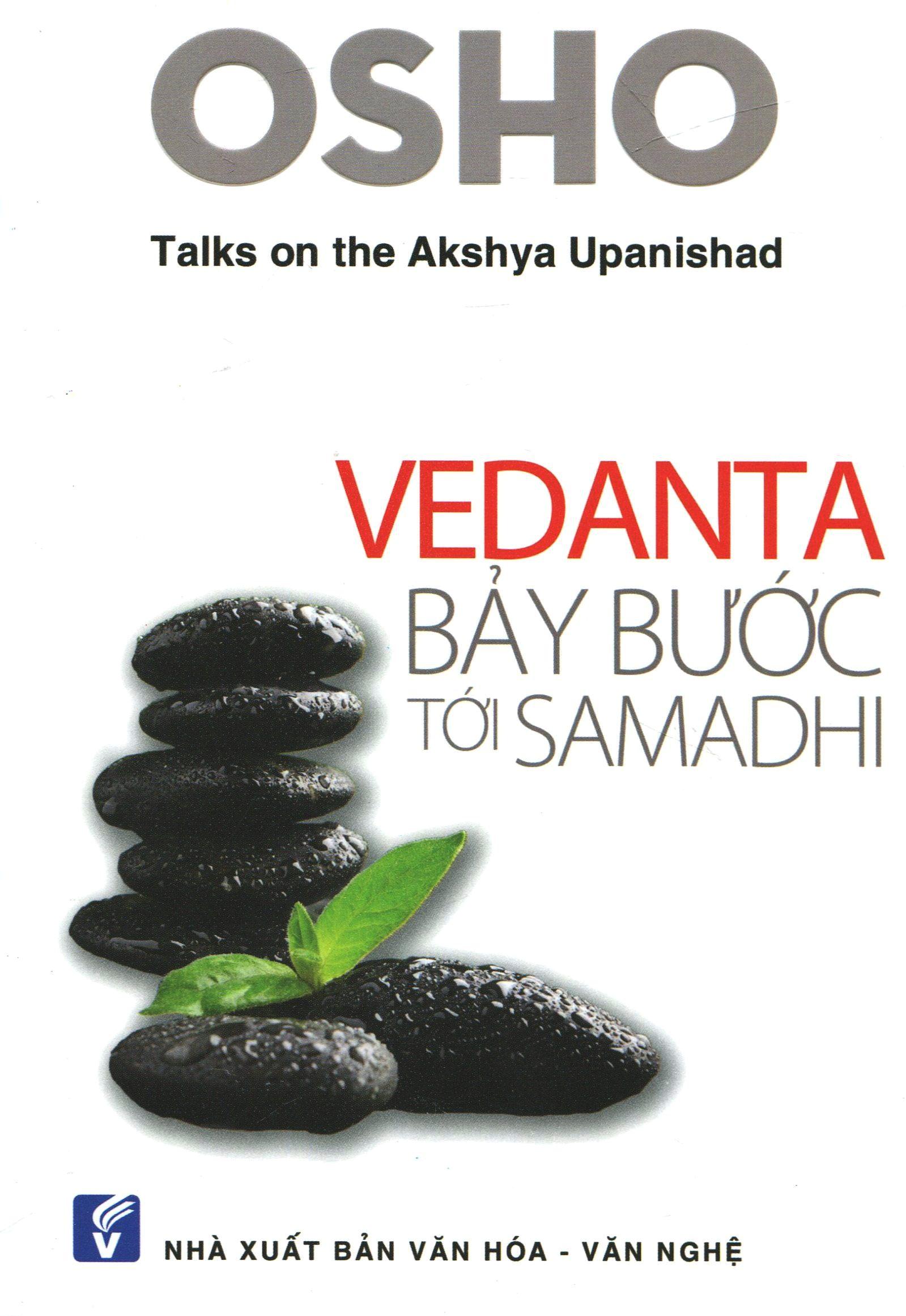 Vedanta: Bảy Bước Tới Samadhi