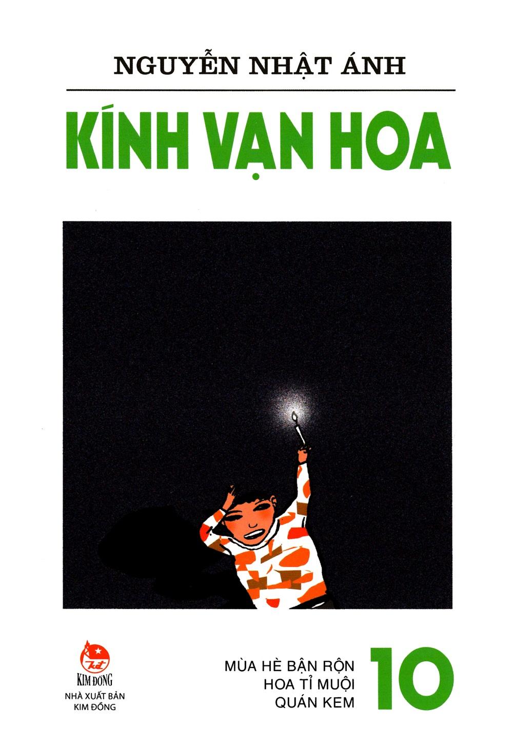 Kính Vạn Hoa (Phiên Bản 18 Tập) - Tập 10