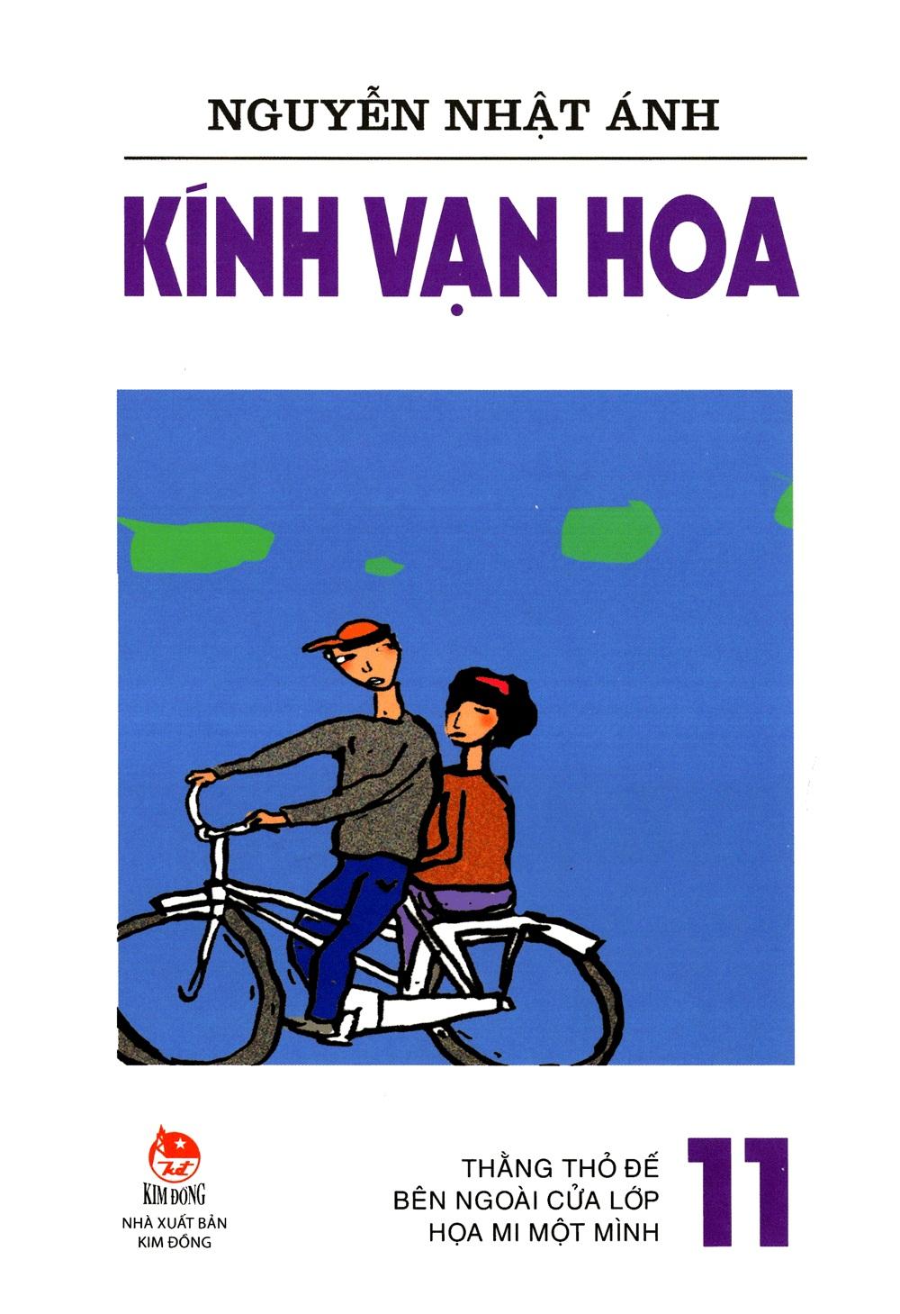 Kính Vạn Hoa (Phiên Bản 18 Tập) - Tập 11
