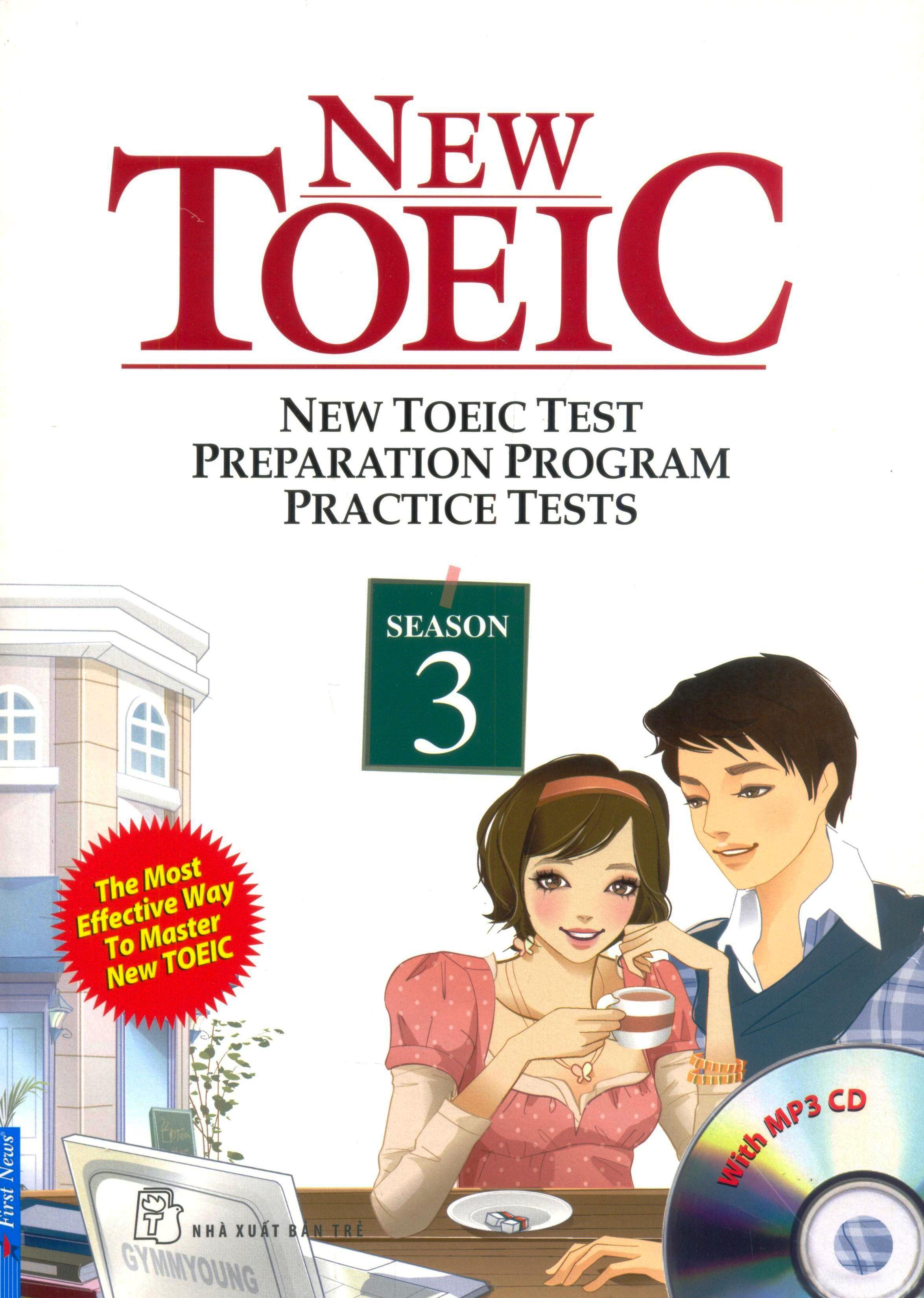 New Toeic - Season 3 (Kèm 1 CD)