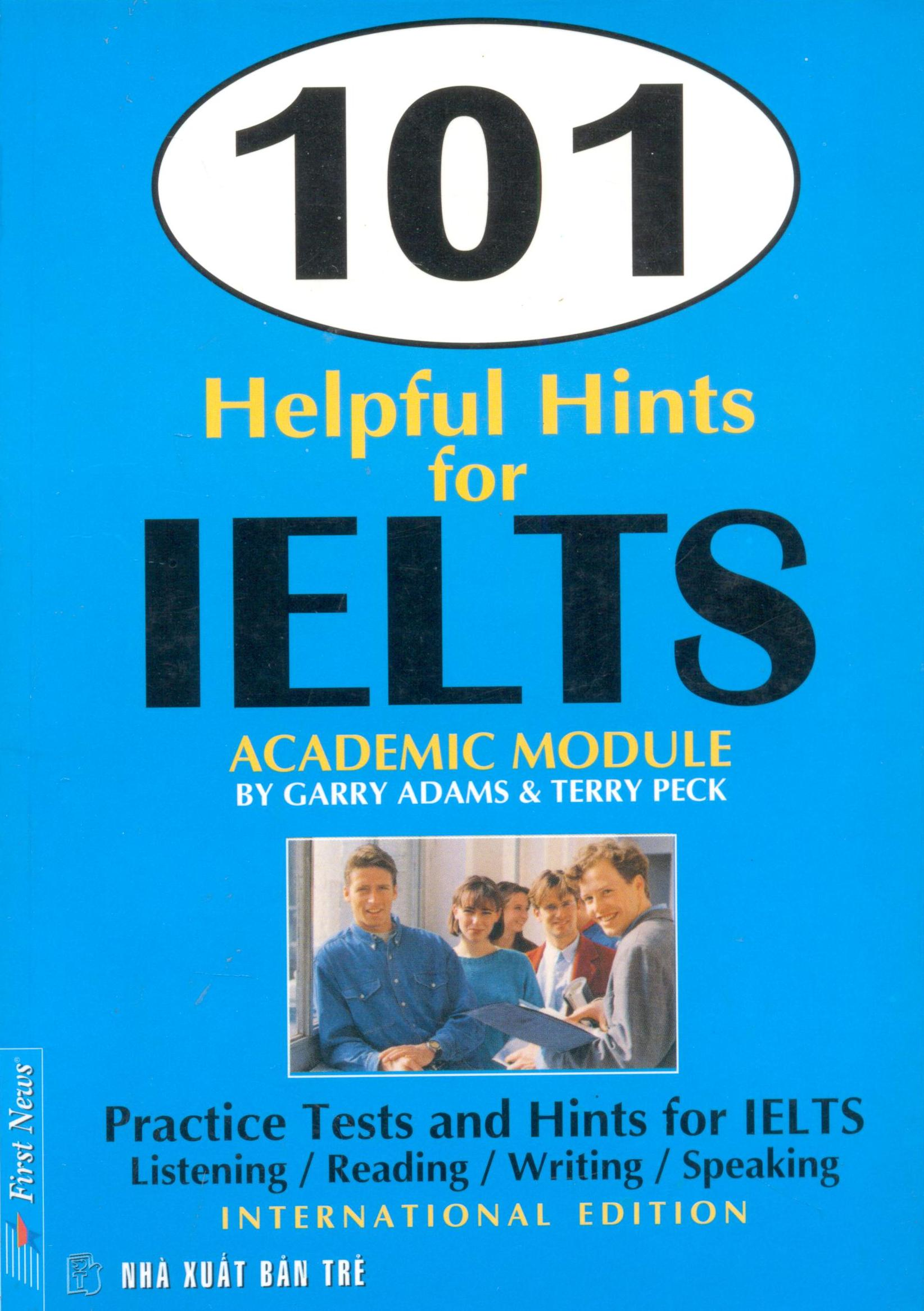101 helpful hints for IELTS