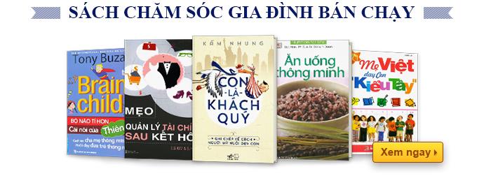 Sách Chăm Sóc Gia Đình Bán Chạy
