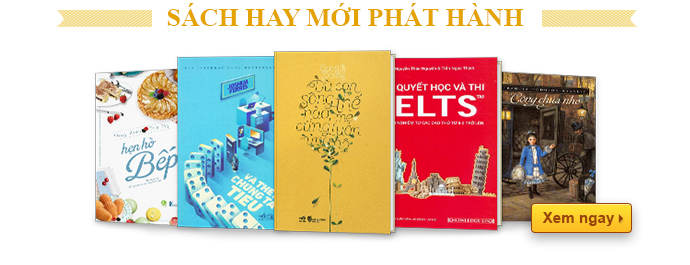 Sách Hay Mới Phát Hành 3-9-2014