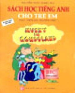 Sách Học Tiếng Anh Cho Trẻ Em