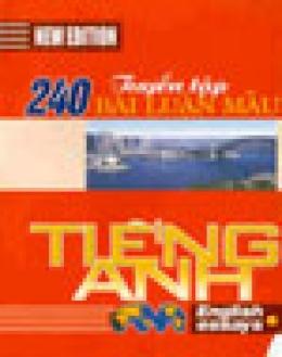 Tuyển Tập 240 Bài Luận Mẫu Tiếng Anh