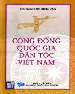 Cộng Đồng Quốc Gia Dân Tộc Việt Nam