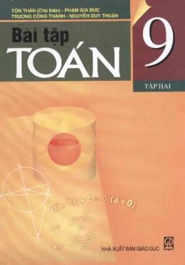 Bài tập toán 9 - Tập 2