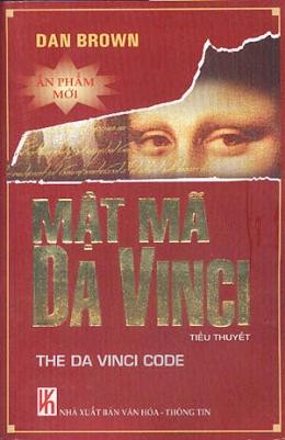 Mật Mã Da Vinci (Ấn Phẩm Mới)