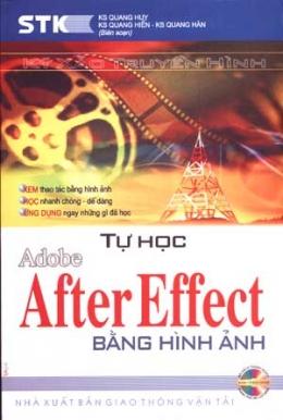 Tự Học Adobe After Effect Bằng Hình Ảnh