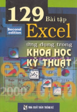 129 bài tập Excel ứng dụng trong khoa học kỹ thuật
