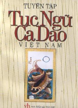 Tục ngữ ca dao dân ca Việt Nam