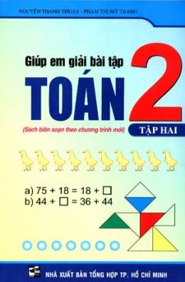 Giúp Em Giải Bài Tập Toán 2 (Tập 2)