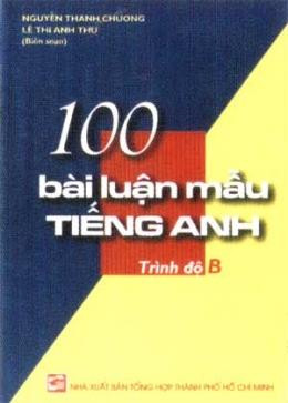 100 Bài Luận Tiếng Anh Trình Độ B