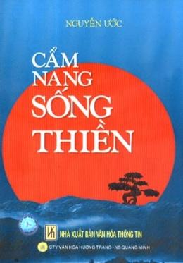 Cẩm Nang Sống Thiền