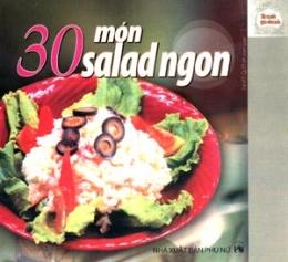 30 Món Salad Ngon