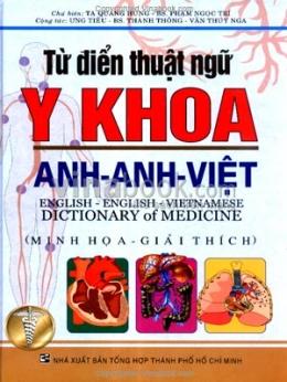 Từ Điển Thuật Ngữ Y Khoa Anh - Anh - Việt