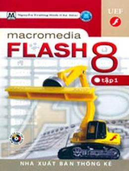 Macromedia Flash 8 - Tập 1
