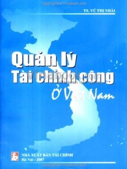 Quản Lý Tài Chính Công Ở Việt Nam