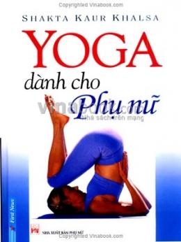 Yoga Dành Cho Phụ Nữ