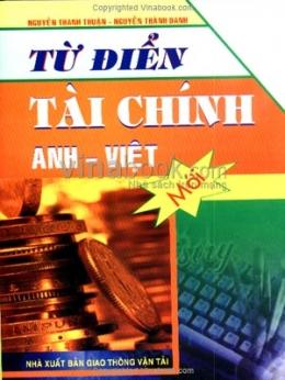 Từ Điển Tài Chính Anh - Việt