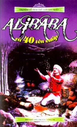 Alibaba Và 40 Tên Cướp - Truyện Cổ Tích Thế Giới Hay Nhất