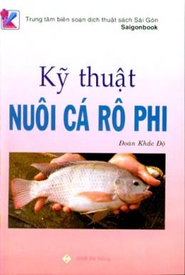 Kỹ Thuật Nuôi Cá Rô Phi*