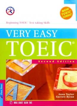 Very Easy Toeic - Second Edition (Kèm 2 Đĩa CD)