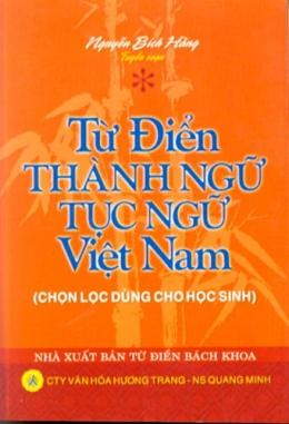 Từ Điển Thành Ngữ Tục Ngữ Việt Nam