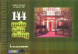 144 Mẫu Cửa Cổng