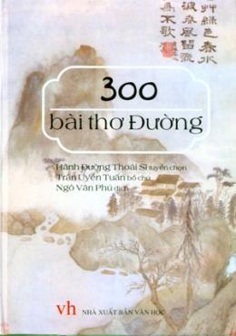 300 Bài Thơ Đường