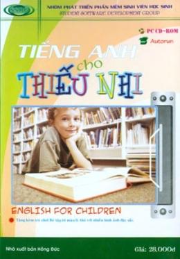 CD-ROM Tiếng Anh Cho Thiếu Nhi