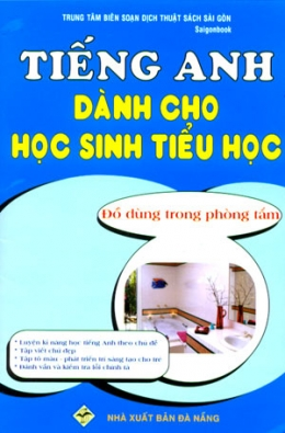 Tiếng Anh Dành Cho Học Sinh Tiểu Học - Đồ Dùng Trong Phòng Tắm*