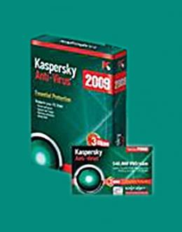 Phần Mềm Diệt Virus Kaspersky Anti-Virus 2009