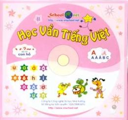 Đĩa CD - Học Vần Tiếng Việt