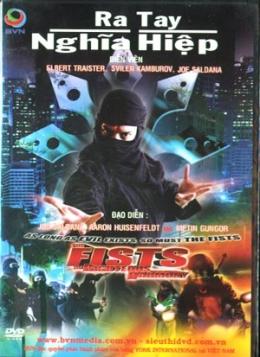 Ra Tay Nghĩa Hiệp (Phim Mỹ - DVD)