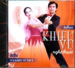 Tự Học Khiêu Vũ Nghệ Thuật (Tập 1 - VCD)