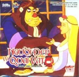 Người Đẹp Và Quái Vật (VCD - Phim Hoạt Hình)