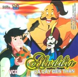 Aladdin Và Cây Đèn Thần (VCD - Phim Hoạt Hình)