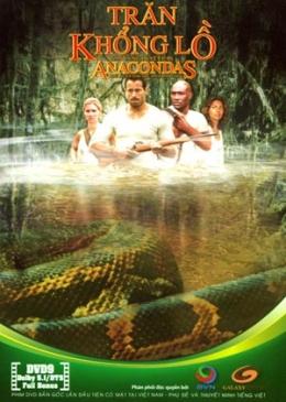 Trăn Khổng Lồ - Săn Lùng Huyết Lan - Phim Mỹ (Phim DVD)