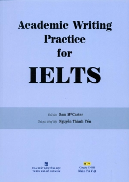 Academic Writing Pratice For IELTS