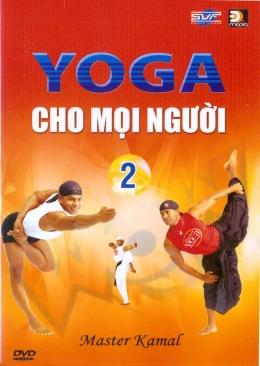 Yoga Cho Mọi Người - Tập 2 (DVD)