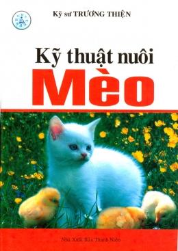 Kỹ Thuật Nuôi Mèo