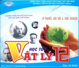 Học Tốt Vật Lý 12 - Lý Thuyết, Bài Tập Và Trắc Nghiệm (CD)
