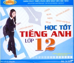 Học Tốt Tiếng Anh Lớp 12 - CD